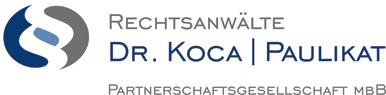Rechtsanwälte Dr. Koca | Paulikat